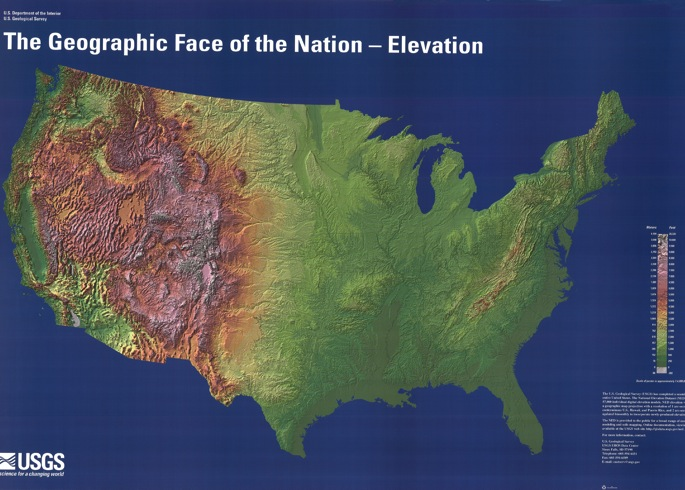 Volcanoes In National Parks - Map of us volcanoes